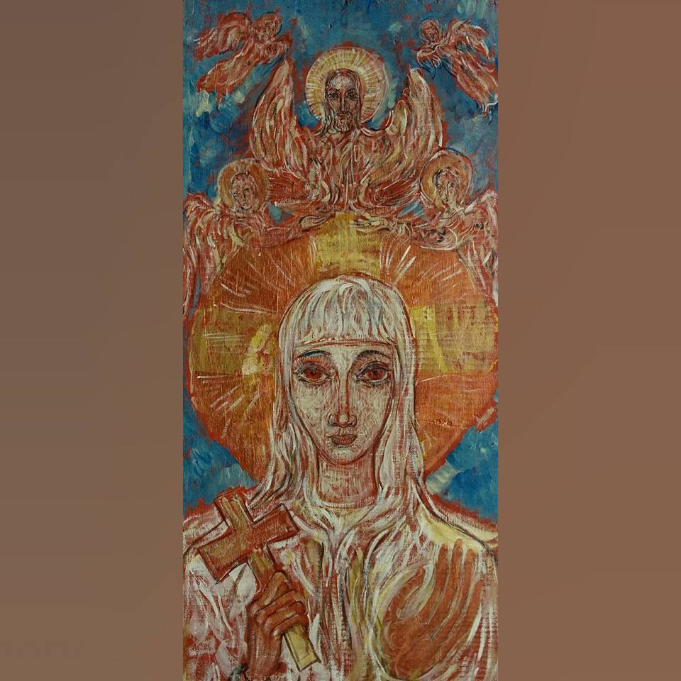 Blessed Virgin Mary (Дева Мария)