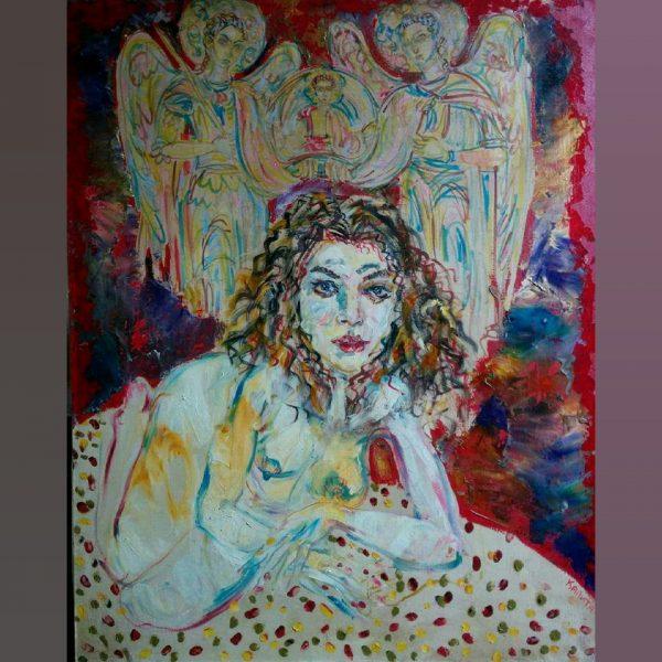 Art, Paintings for sale, Картини за продажба,Forgiveness (Опрощение)