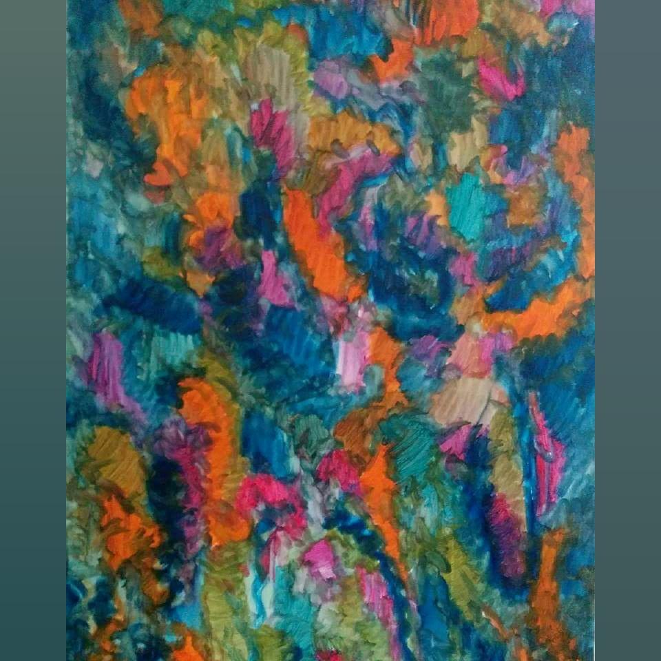Art, Paintings for sale, Картини за продажба,Hanging Gardens of Babylon (Висящите градини на Вавилон)