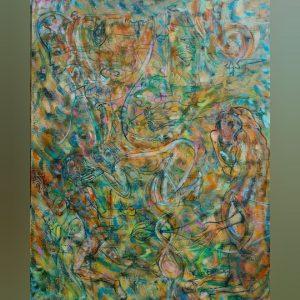 Art, Paintings for sale, Картини за продажба,The kingdom of fun (Царството на веселието)