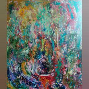 Art, Paintings for sale, Картини за продажба,Returning to yourself (Завръщане към себе си)