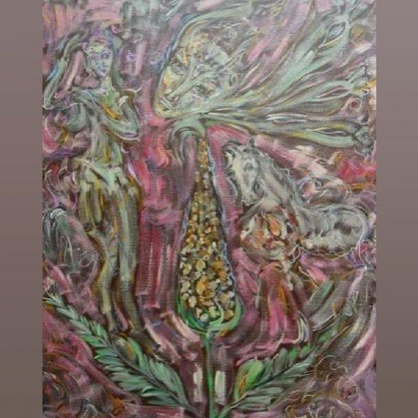 Art, Paintings for sale, Картини за продажба,Tree of Life (Дървото на живота)