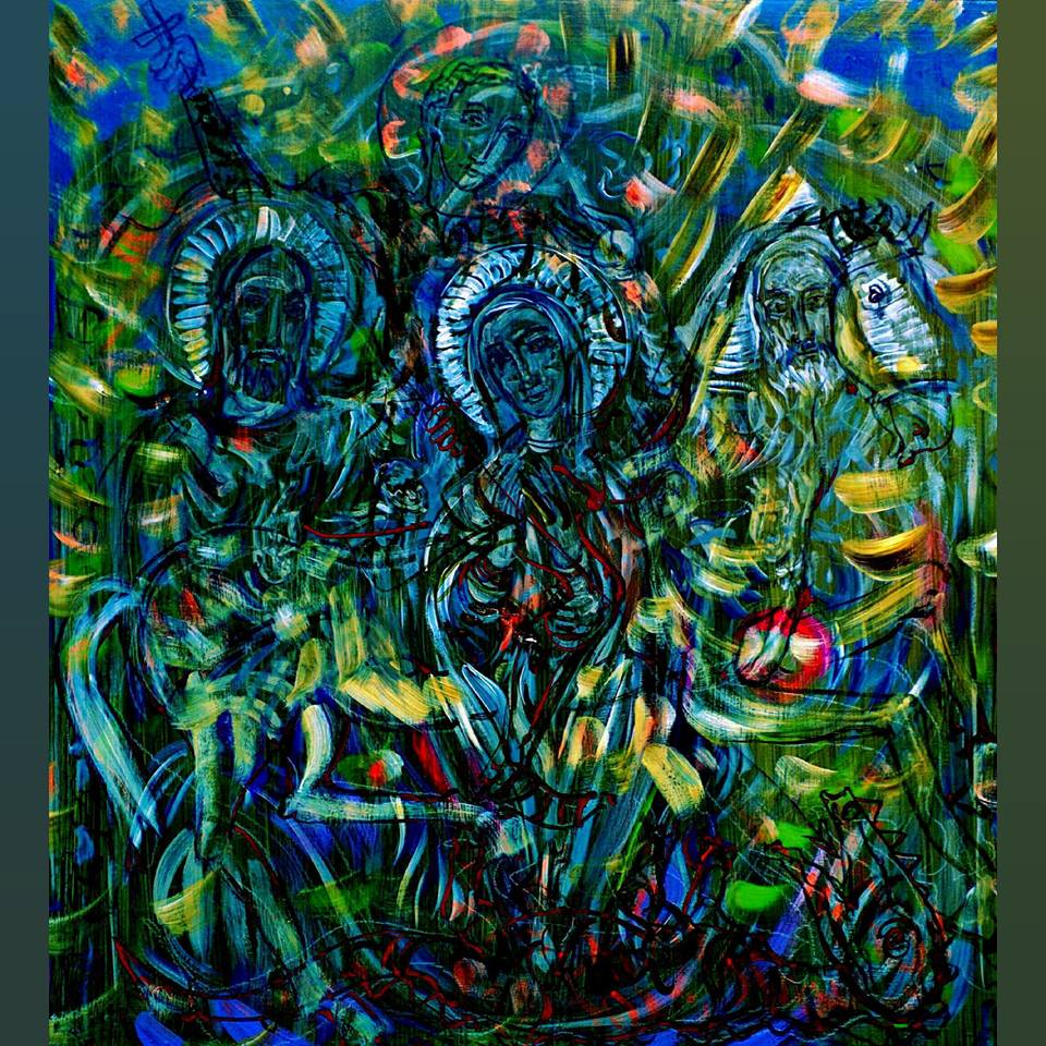 Prints for sale, Принтове за продажба,Sounds from temple (Звуци от храма)