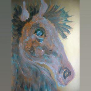 Drawings for sale, Рисунки за продажба,Be careful with blue-eyed (Бъдете внимателни със синеоките)