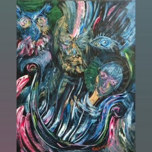 Paintings for sale, Картини за продажба, Harp (Арфа)