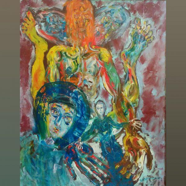 Paintings for sale, Картини за продажба,Heaven Dream (Небесна мечта)