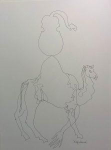 Taste of Ballet (С вкус на балет) Art and camel (Изкуство и камила)