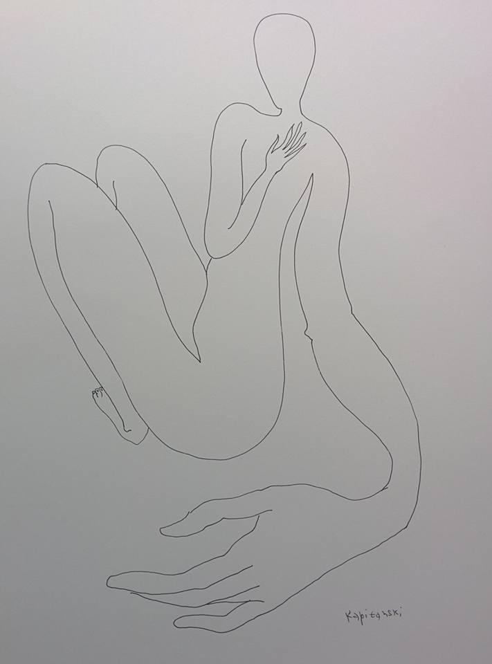 The perfect line (Перфектната линия)The hand that...(Ръката, която....)