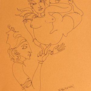 Kama sutra Flying babandzhi (Летящо бабанджи)