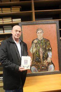 Дедо Пуне - Благодетеля, портрет Пламен Капитански