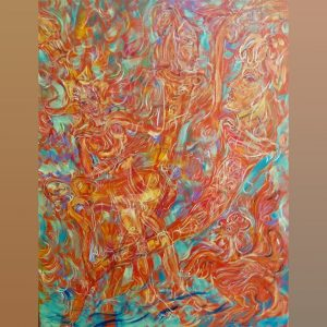 Art, Paintings for sale, Картини за продажба,Carnival (Карнавал)