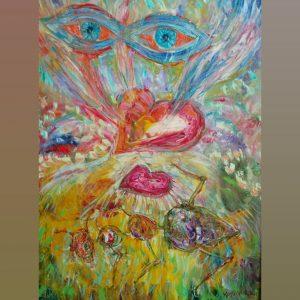 Paintings for sale, Картини за продажба,Love (Любов)